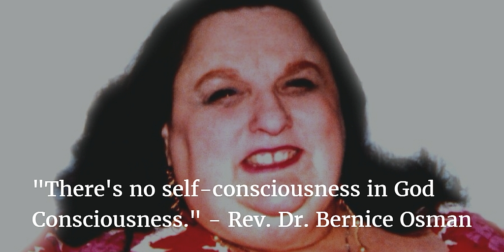 No Self-Consciousness - Quote Graphic - Facebook